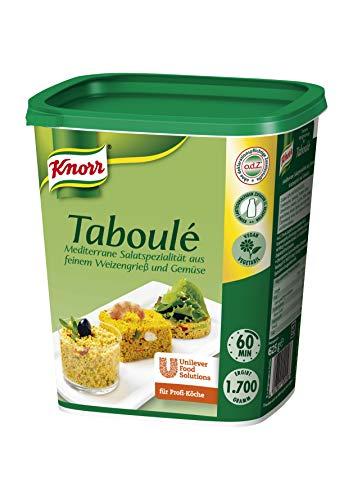 Knorr Salatspezialität Taboulé 625 g, 1er Pack (1 x 0.625 kg)