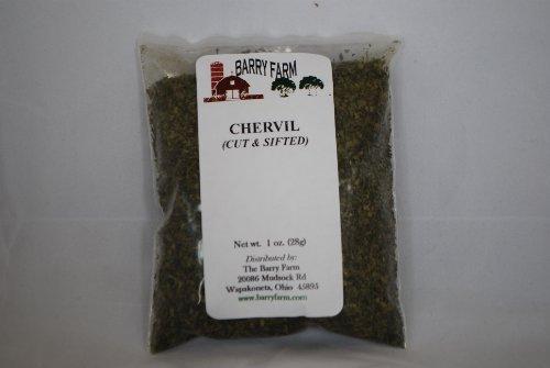 Chervil Leaf, 1 oz.