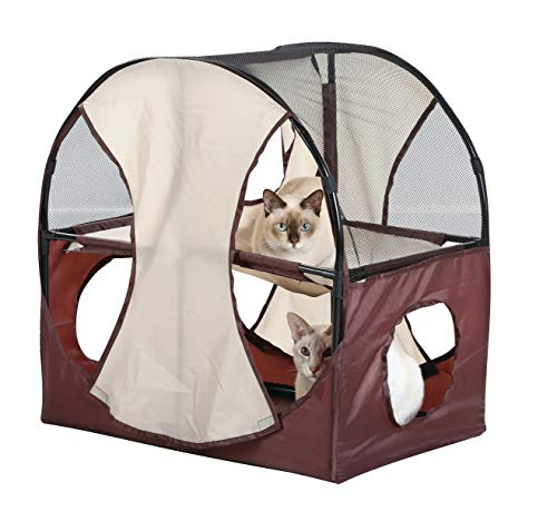 Kitty Obstacle Play House