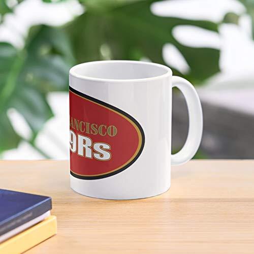 T Francisco San Mug Rs Meistverkaufte Standardkaffee 11 Unzen Geschenk Tassen für alle