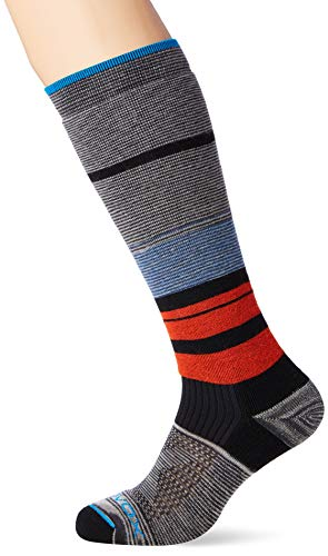 ORTOVOX Herren All Mountain Long Warm Socken, Multicolour, 39-41