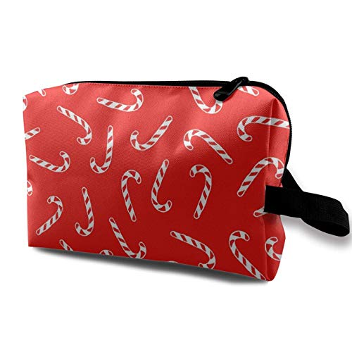 XCNGG Bolsa de viaje para almacenamiento de maquillaje, neceser portátil, pequeña bolsa...