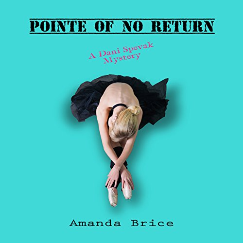 Pointe of No Return audiobook cover art