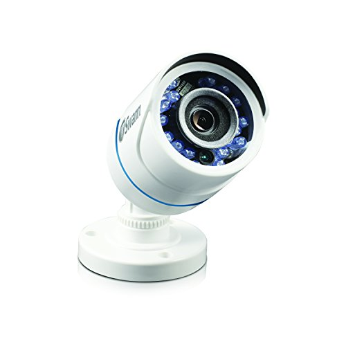 Swann 720P HD Bullet Security Camera, Pro-T850, White (Compatible with Swann 4500 Series) - SWPRO-T850CAM-US