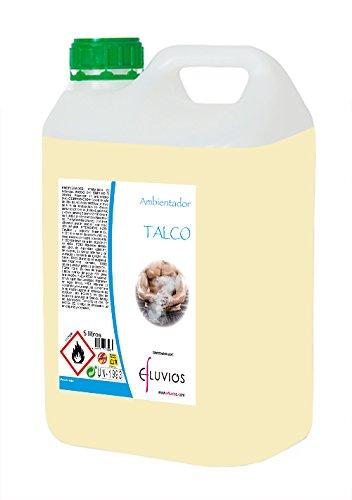 Ambientador de Alto Rendimiento -Aroma: Talco - 5 Litros