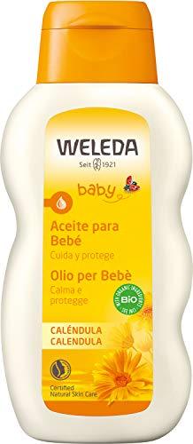 Weleda - Calendula Pflegeöl mit zartem Duft
