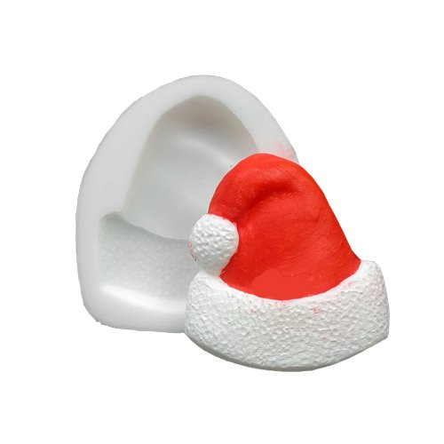 Siliconenvorm - Kerstmuts van Kerstmis - Voedselveilig