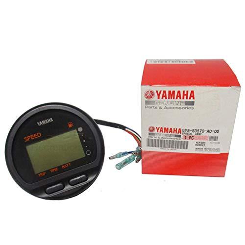 Yamaha Marine New OEM Speedometer Asy, 6Y5-83570-A0-00-13