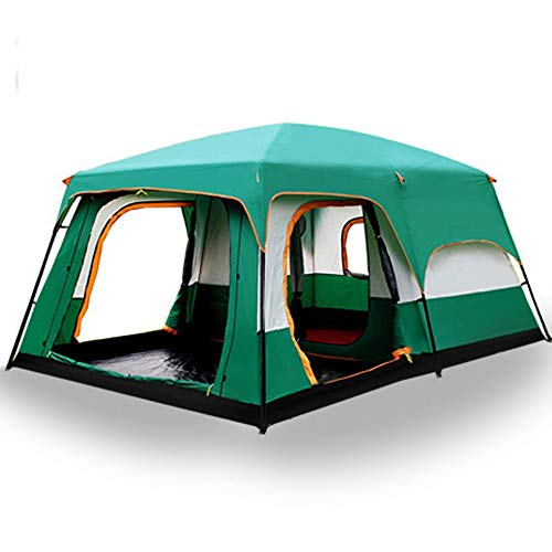 CJJ-HW Two-bedroom,One-hall Outdoor Camping Tent,Outdoor Automatic Pop Up Beach Tent,Portable Anti-UV Tent For Beach,Garden,Camping,tents for beach