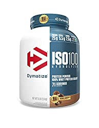 Dymatize Nutrition ISO 100, Whey Protein Powder,