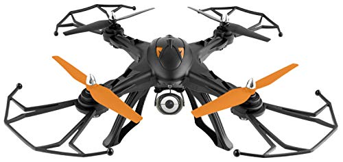 Vivitar DRC-888 360 Sky View WiFi HD Video Drone with GPS and 16 Mega Pixel Camera, Works with iOS & Android Devices, Built in Dual GPS Module & Wi-Fi Connectivity, Full HD Video Recording