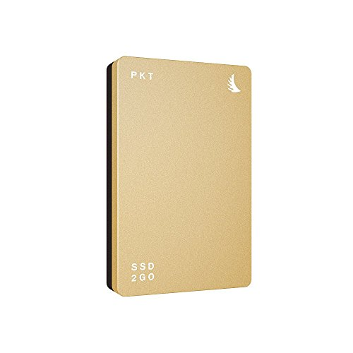 Angelbird SSD2GO PKT Disque Flash SSD Externe 256...