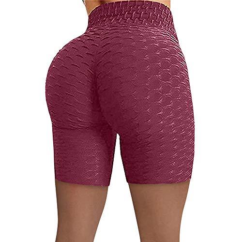 bayrick Caliente en Europa y América,Jacquard Bubble Yoga Pantalones Mujeres Push Up Scribch Sports Sports-2_SG