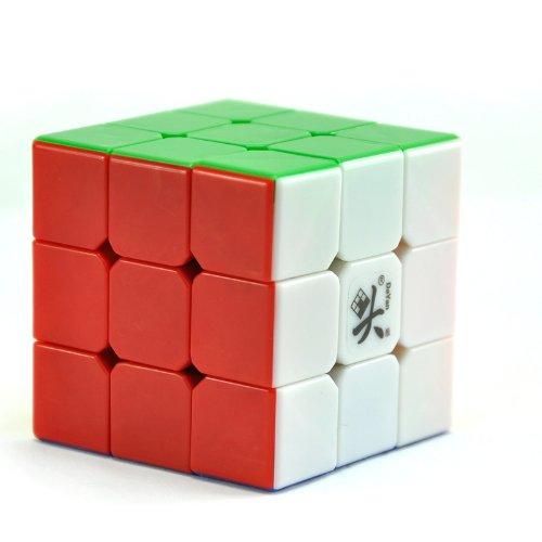 Speedcube Dayan V (Zhanchi) - 6-Colors-Stickerlos