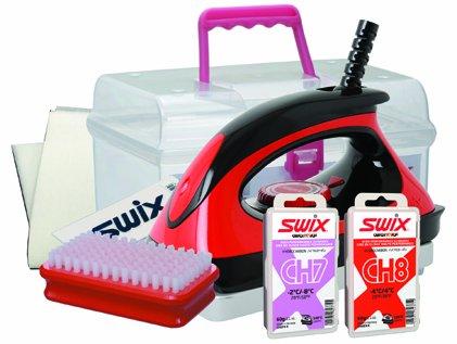 SWIX(スウィックス) ワクシング チューニングセット ワックス アイロンセット T77100J PA008PJO スキー ス...