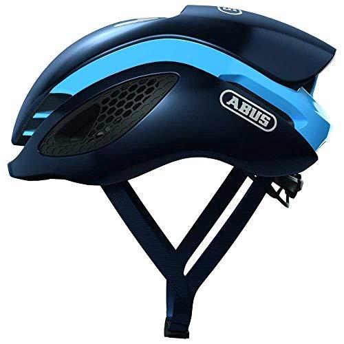 ABUS GameChanger Rennradhelm - Aerodynamischer Fahrradhelm mit optimalen Ventilationseigenschaften für Damen und Herren - 80963 - Movistar Team Edition, Größe S