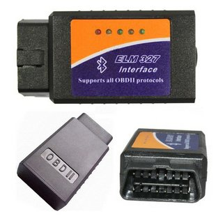 Apen LEM 327 Interface Supports All OBD Ii Protocols,blackberry,lg, Nokia,android Cell Phones