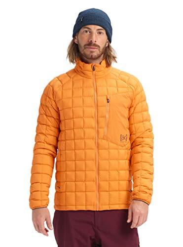 Burton Mens Ak Bk Lite Insulator, Russet Orange, X-Large
