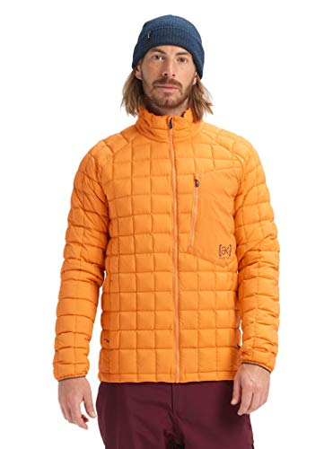 Burton Mens Ak Bk Lite Insulator, Russet Orange, X-Large