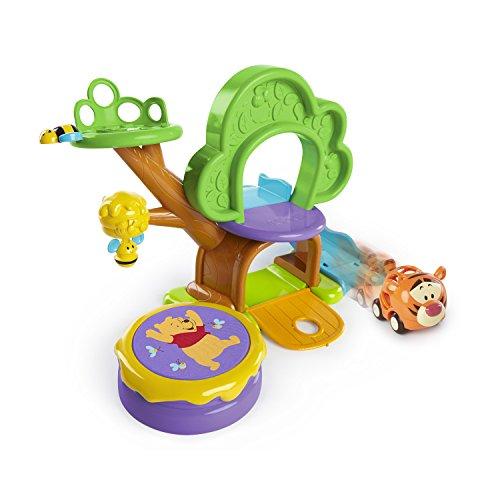 Disney Baby, Go Grippers, Winnie Puuh Baumhausset aus dem bewehrten Oball Design