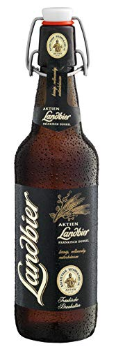 Aktien Landbier 18 Flaschen x 0,5l inc. 2,70€ MEHRWEG Pfand Bügelflaschen