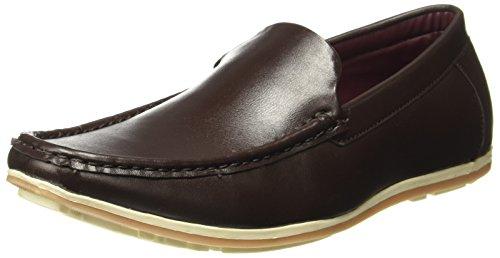 BATA Men's Brooks Brown Formal Shoes - 9 UK/India (43 EU)(8514193)