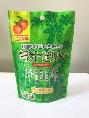 新日配薬品『青汁ゼリー7包入』