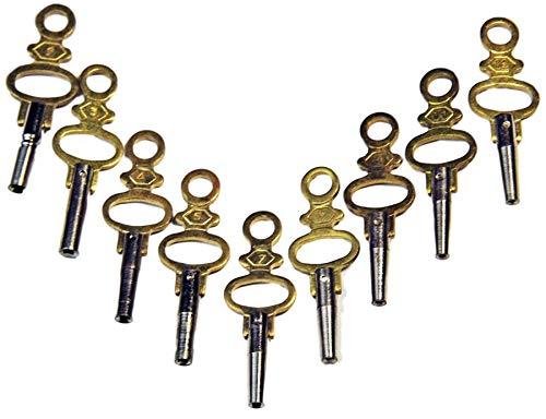 Aufziehschlüssel Taschenuhren Taschenuhrschlüssel Uhrenschlüssel Uhr Schlüssel 11