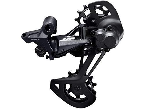 SHIMANO Cambio XT M8120 12V Shadow+ SGS Dir 45D Ciclismo, Adultos Unisex, Multicolor(Multicolor)