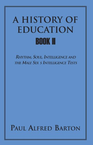 A History of Education: Book II