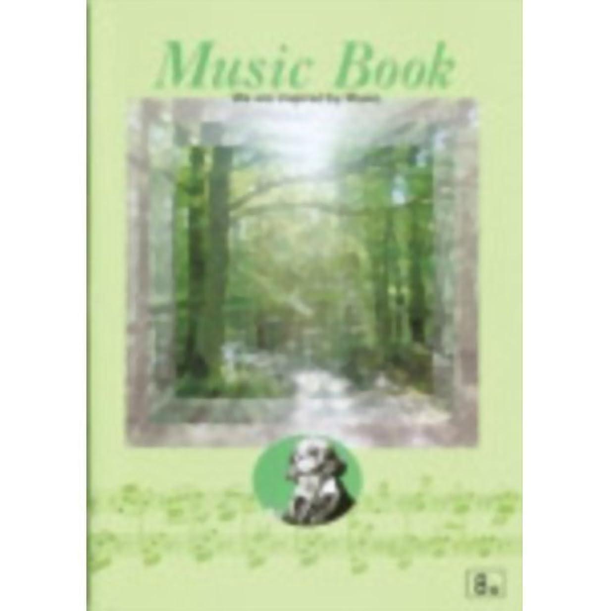 キョクトウ ミュージックブック ベートーベン8段 M581 00803408【まとめ買い10冊セット】