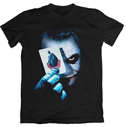 Mx Games Camiseta Joker Batman Carta