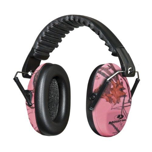 Mossy Oak Hunting Accessories Lula Womens Shooting MO-LSM Ear Muff, Pink
