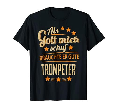 Trompeter Shirt Trompete Musikinstrument lustiges Geschenk