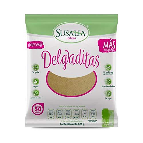 Tortillas De Nopal marca Susalia