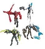 Max Steel - Figura de acción, 8 Modelos Surtidos (Mattel Y9507)