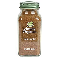 chili, chili powder, best spice, simply organic chili