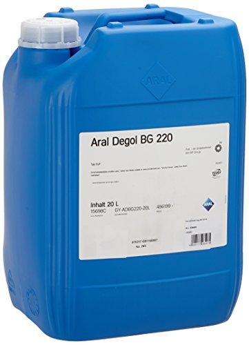 ARAL 15698C Getriebeöl Degol BG 220 20L