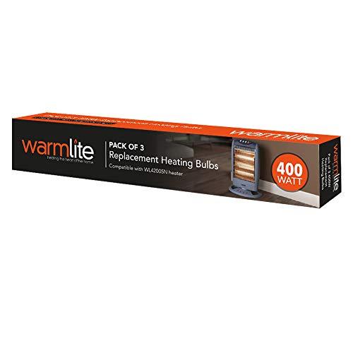 Warmlite WL420103lampadine alogene di ricambio compatibile con il WL42005N riscaldamento alogeno