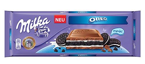 Milka Oreo czekolada, duża tablica, 300 g