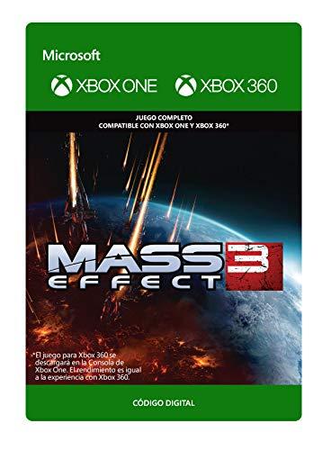 Mass Effect 3 Standard | Xbox 360 - Plays on Xbox One - Código de descarga
