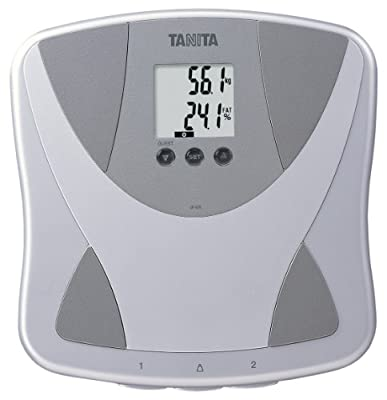 Competitive Edge Tanita BF679W Duo Scale Additionally Includes Body Fat Monitor with Body Water