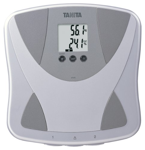 Tanita BF-679 Body Fat/Body Water Scale