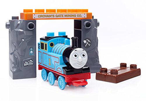 Thomas & Friends - CNJ04A. Mega Blocks Thomas.
