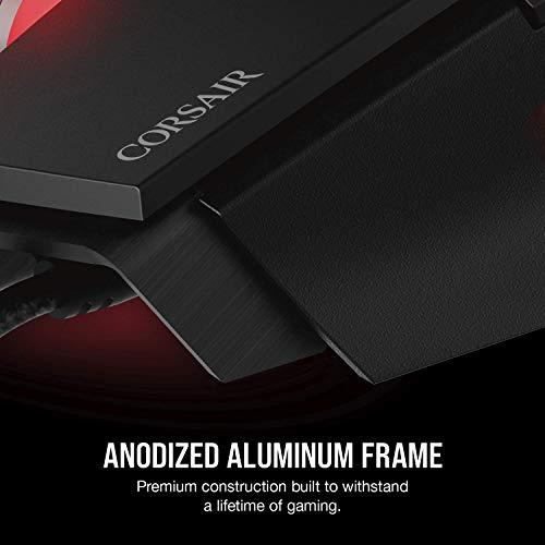 Corsair Gaming M65 Pro RGB FPS Gaming Mouse, Backlit RGB LED, 12000 DPI, Optical