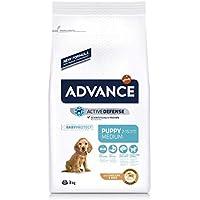 Advance Medium Puppy - Pienso para cachorros de razas medianas 3 kg