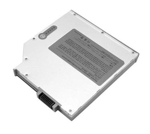 DELL 3 Cell 4400mAh 11.1V Lithium-ION (Li-ION) 4400mAh 11.1V Batterie Rechargeable - Batteries Rechargeables (4400 mAh, Lithium-ION (Li-ION), 11,1 V, Blanc, 1 pièce(s))