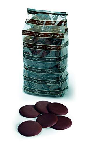Gotas de Chocolate Puro 72% Antiu Xixona - Bolsa de 1kg