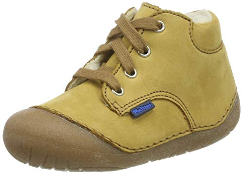 Richter Kinderschuhe Unisex Baby Richie Sneaker, Beige (Sun 5320), 18 EU