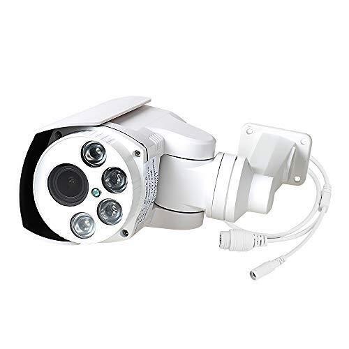 SXZHSM webcam wifi, bewegingsdetectie door nachtzicht, bewaking, pan/kantelen, binnencamera, draadloos met bidirectionele stem, bewakingssysteem, baby/anim monitor